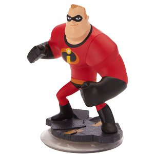 FIG: DISNEY INFINITY 1.0: MR INCREDIBLE (USED)